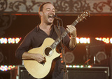 Dave Matthews Reschedules Shows Scrapped Because of Irene