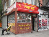 Pricey East Village Clothing Store to Remember Mars Bar in Photo Show