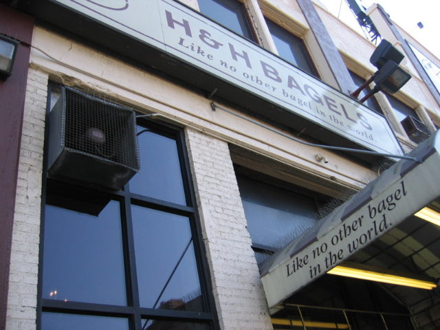 H&H Bagels closed in June 2011 after 39 years on the Upper West Side.