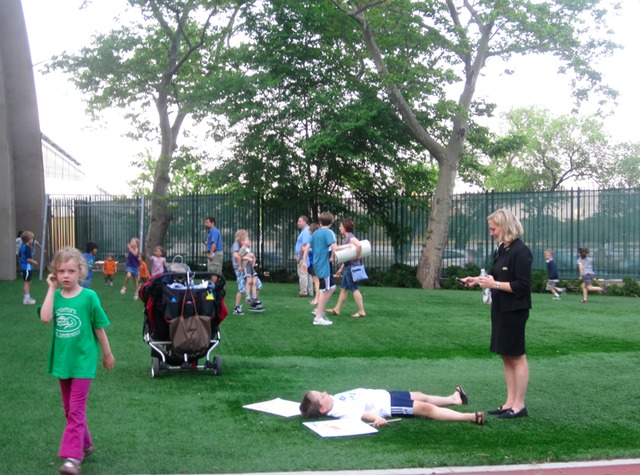 <p>Residents don&#39;t want the East 91st Street waste transfer station to run their idyll at Asphalt Green.</p>