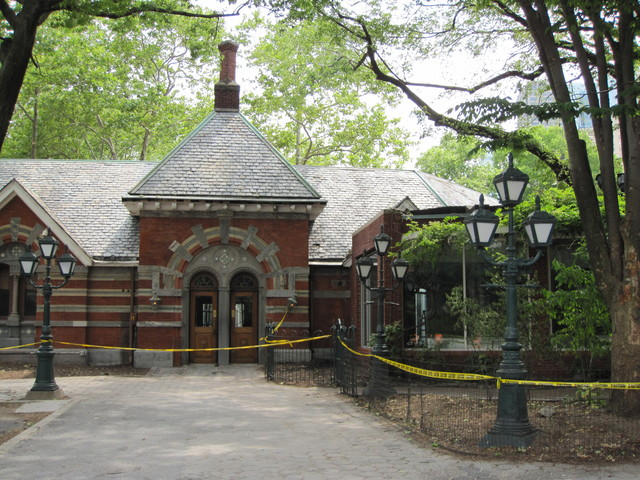 <p>Tavern on the Green&#39;s renovations are underway and it is expected to reopen in the fall of 2013.&nbsp;</p>