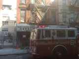 Fire Tears Through Ludlow Street Apartment