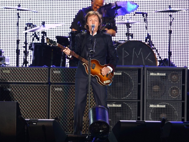 Paul McCartney Plays Yankee Stadium