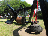 Mark di Suvero Sculpture on Governors Island Tweaked to Make it Safer
