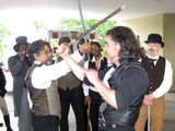 Sherlock Holmes' 'Lost' Martial Art Makes NYC Premiere