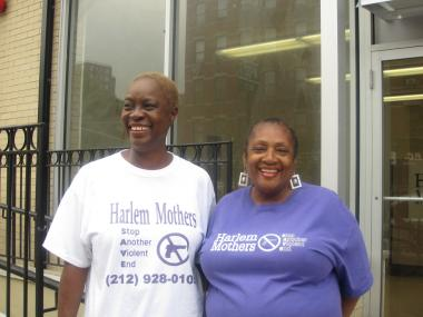 Jean Corbett-Covington and Jackie Rowe-Adams, who have each lost children to gun violence, started Harlem Mothers S.A.V.E. to help grieving parents in 2006. SInce then, they've never had a formal place to call home.