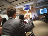 Sotheby's Rakes in $315M at Auction Amid Worker Protests