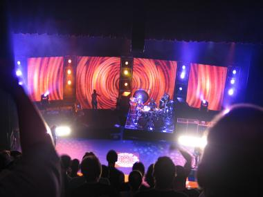 Tool plays at the City Center in NYC, May 19, 2006.