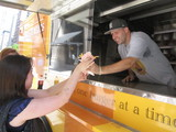 Food Truck Lot Opening Monday in Battery Park City