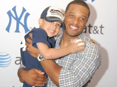 yankees star robinson cano welcomes new store to washington heights washington heights