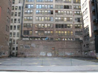 A parking lot at West 37th Street is set to become a 300-room hotel.