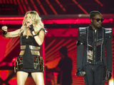 Black Eyed Peas and 60,000 Fans Prepare for Good Night
