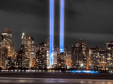 Nonprofit Raises Money to Keep 9/11 Tribute Lights Glowing