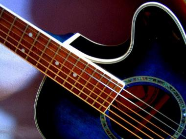 A Rego Park man allegedly shot a bullet into a guitar on Jan. 3, 2013, at 64-09 Fleet St.