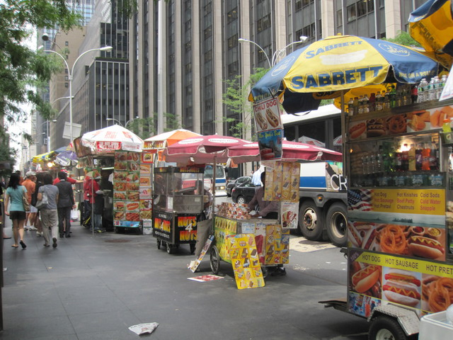 <p>More mobile food vendors are headed to Hudson River Park.</p>