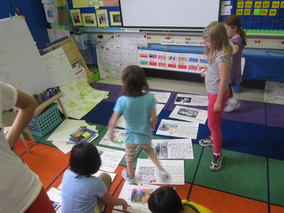 <p>P.S. 267 opened in 2010 with three classes of kindergarten. Now those kids are in one class of second grade.</p>