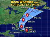 New Yorkers on Alert as Hurricane Irene Heads Toward City
