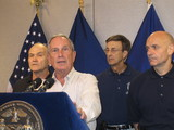 'Stay Inside' Says Mayor As Hurricane Irene Hits New York