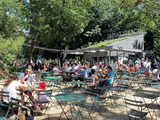 Shake Shack Still Crowded As Parks Reopen After the Storm