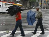 Heavy Rain to Soak New York Overnight