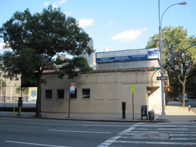 <p>The building on Tenth Avenue that Boxers wants for its new location.</p>