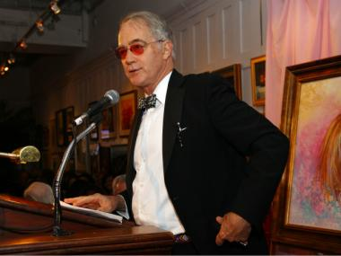 O. Aldon James stepped down from his position as president of the National Arts Club in June. He allegedly stole funds from the NAC and used club apartments to hoard personal items.