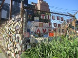'Village Angels' to Hang 9/11 Tiles Removed for Hurricane Irene