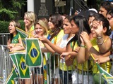 Brazilian Pride on Display in Midtown