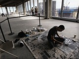 Artists Paint a Picture of Ground Zero Ten Years Later
