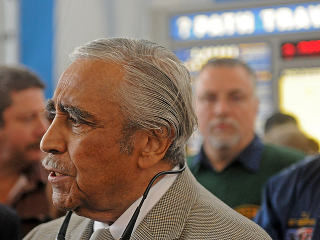Rep. Rangel said no family of a 9/11 responder should be told their loved one won't get coverage.