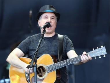 Paul Simon will be performing at the 9/11 memorial ceremony on Sunday.