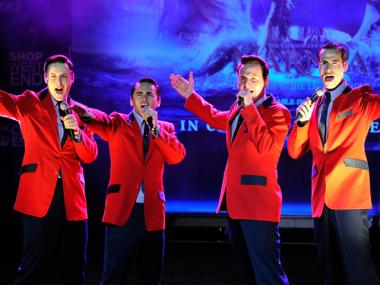 Jersey Boys is a popular musical that will sell two-for-tickets.