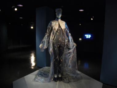 The Museum at FIT opened their Daphne Guinness exhibit on Fri. Sept. 16, 2011, showing off the Guinness heirress' collection of stylish and iconic clothes.
