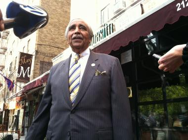 Rep. Charlie Rangel announced he will run again for Congress.