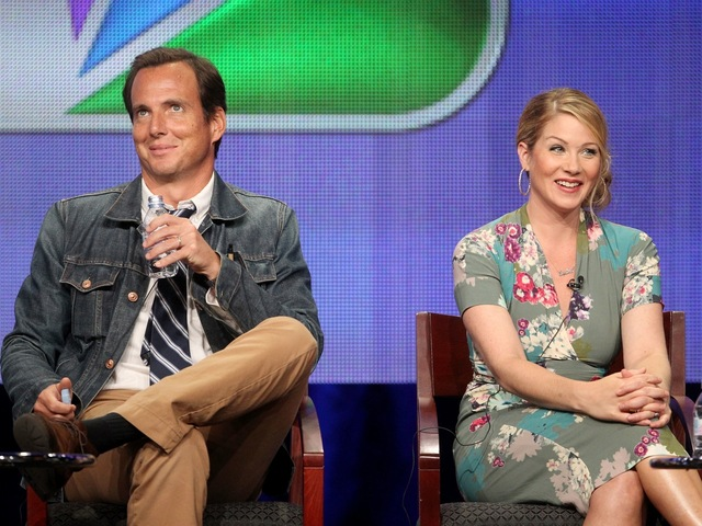 Will Arnett, who played GOB Bluth, has a new show on NBC with Christina Applegate