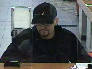 This is the suspect who was wanted for robbing a Sovereign Bank branch at 250 Lexington Ave. on Aug. 15, 2011. Anthony Cesario, 33, of Harlem, was arrested for this robbery and seven others, police said.