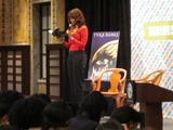 Tyra Banks Thrills Teens at Book Signing