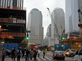 Falling Debris Injures Two at Lower Manhattan Construction Site