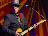 Elvis Costello, Radiohead and The Horrors Play Manhattan