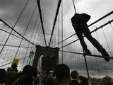More Than 700 Occupy Wall Street Protesters Arrested on Brooklyn Bridge