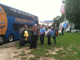 Megabus Strands Passengers in the Bronx for Two Hours