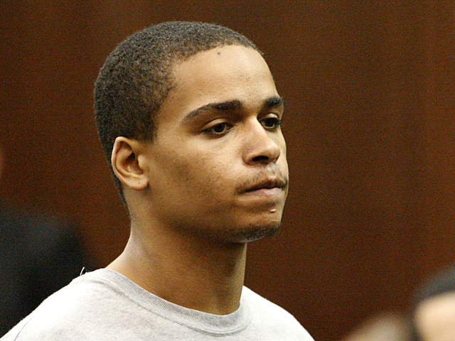 Robert Cartagena, 20, was arraigned in Manhattan Criminal Court on Oct. 5th, 2011.