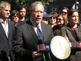 Scott Stringer Wants to Halt Group's Spending of Columbia Cash in Harlem