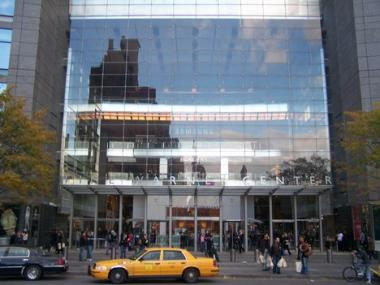 Rafael Thomas, 41, a former bookkeeper at Masa at the Time Warner Center in Columbus Circle, pleaded guilty to stealing from the restaurant Friday, March 22, 2013.