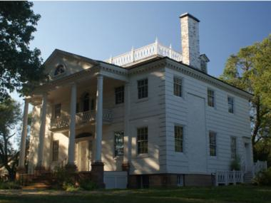 The Morris-Jumel Mansion, Manhattan's oldest house, was once home to General George Washington in 1776.