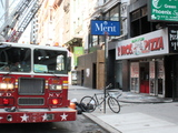 Three Men Rescued After Fire in Midtown Building