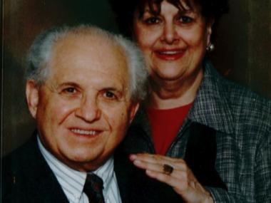 Joseph Sibilla and his wife, Marie Sibilla.