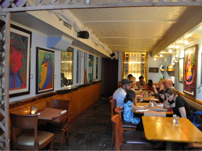 <p>Neighborhood residents have celebrated the opening of Le Cheile, but some say the establishment has created noise issues on the block .</p>