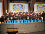 Ninth Precinct Awards Ceremony Honors East Village's Top Cops