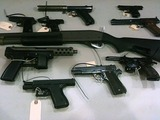 Some 140 Guns Pulled Off Streets in Buy Back Program